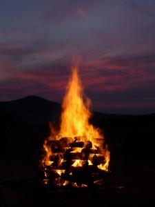 Feuer fasziniert (Foto: Feuerpädagogik e.V.)