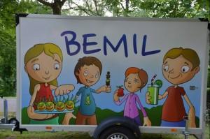 BEMIL Aufschrift